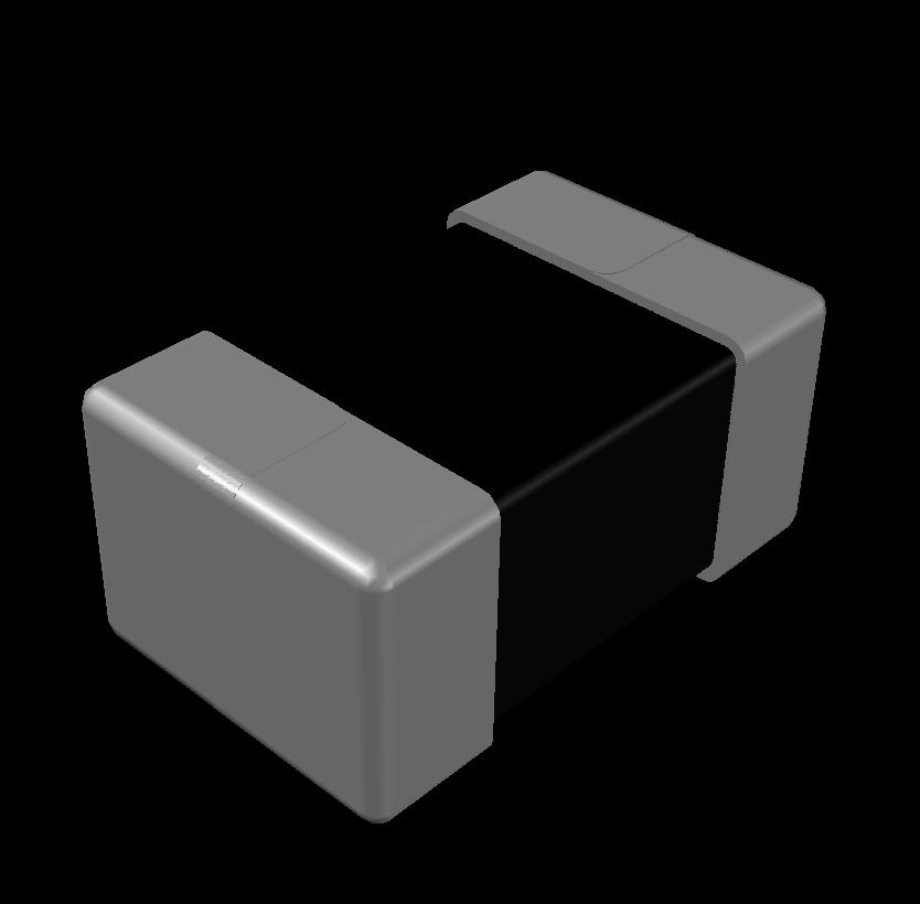 Inpaq  Chip Ferrite Bead for GHz Range MGB series