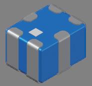LTCC Type Common mode filter (For RFI) HCR Series